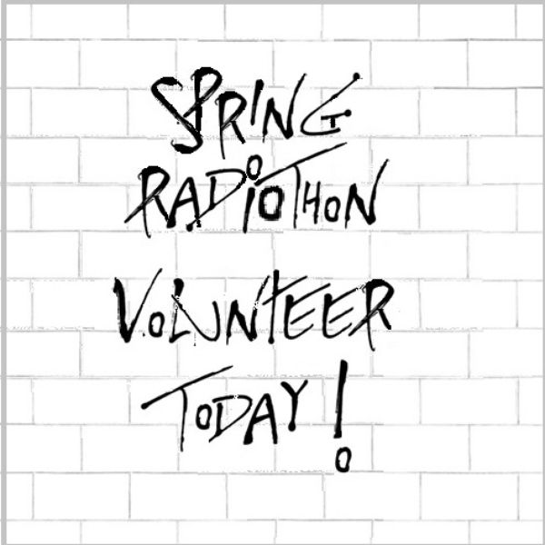 Volunteer for Spring Radiothon