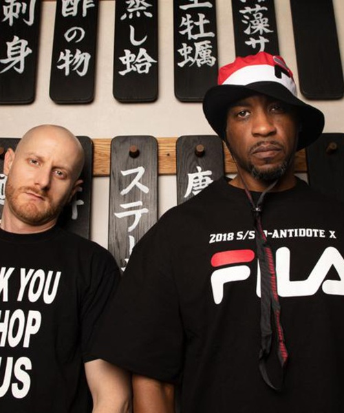 KRCL's Friday Night Fallout Presents: Masta Ace & Marco Polo March 6 at Soundwell