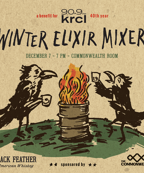 Winter Elixir Mixer at The Commonwealth Room on Fri, Dec 7
